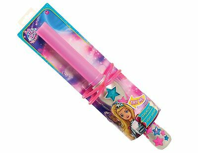 Barbie Starlight Adventure Telescopic Light Sword With Light Ages 3+  NEW