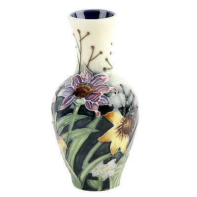 """Old Tupton Ware TW1127  Summer Bouquet Vase 4""""  NEW in Gift Box  20162"""