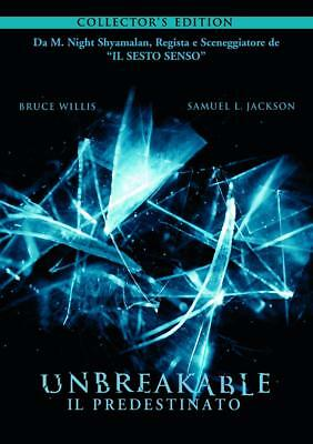 Dvd Unbreakable (Special Edition 2 Dvd) ....NUOVO