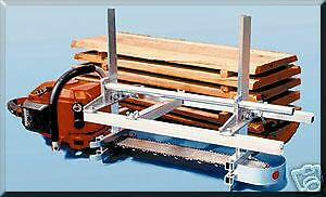 "Granberg Alaskan Portable 24"" Chainsaw Saw Mill Logging Sawmill"