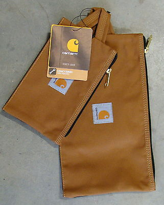 Carhartt Legacy Tool Pouches (Set of 2) - Carhartt Brown