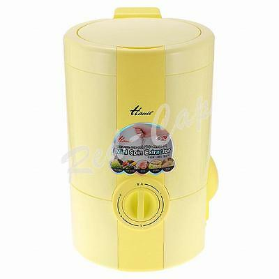 NEW HANIL W-110 Portable Mini compact Dryer Laundary Food Water Extractor E