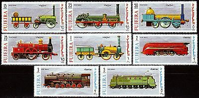 Fujeira 1969 ** Mi.333/40 A Eisenbahn Lokomotiven Railway Locomotives