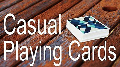 Casual Playing Cards by Paul Robaia Poker Spielkarten