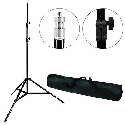 7ft Photography Light Stand Tripod with Carry Bag for Photo Studio Softbox Boom