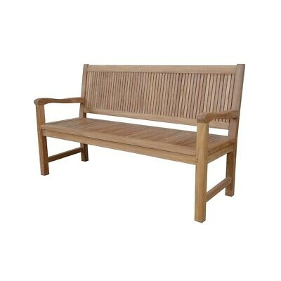 Anderson Teak Chester 3-Seater Bench - BH-2059