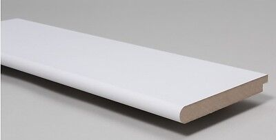 Primed MDF Window Board Replacement Sill Depth 194mm 219mm 244mm or 294mm 1.2m
