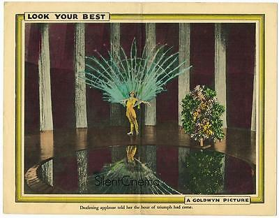LOOK YOUR BEST (1923) Silent Film Comedy Colleen Moore Gorgeous Showgirl Scene!