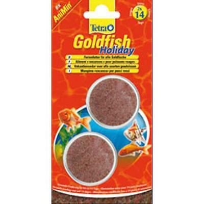 Record Tetra Goldfish Holiday Block 2 X 12Gr. 14Gg