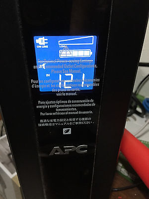 APC PRO 1000 Battery Backup System Never Used BR1000G