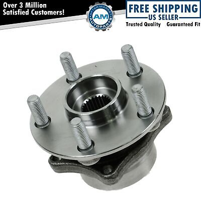 Front Wheel Hub & Bearing Assembly for 04-09 Toyota Prius