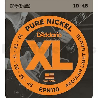 D'Addario EPN110 Strings 10-45