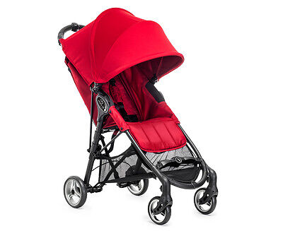 Baby Jogger City Mini Zip Stroller - Red