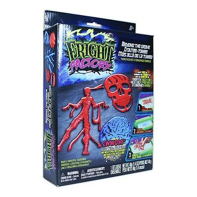 Fright Factory Theme Packs - Beyond the Grave (Red & Blue)