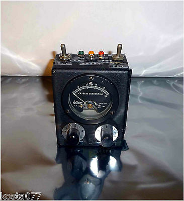 Vintage, Testing? Signal Calibrating? Electrical Equipment, Military Surplus?