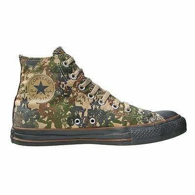 Converse All Star Chucks UE 42 UK 85 Pelle flower stick Limited Edition 1y596