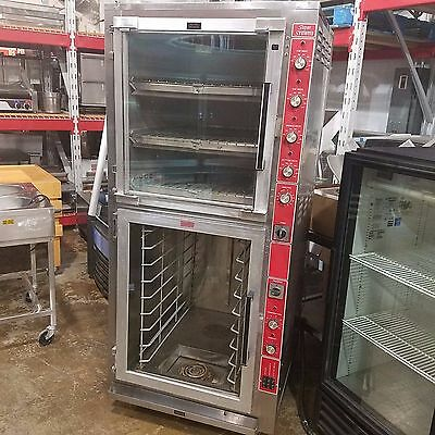 Super Systems Subway Oven And Proofer Combo 2 Model # M-Op-3