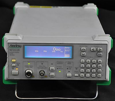 Anritsu MF2414B Microwave Frequency Counter 10Hz-20Ghz