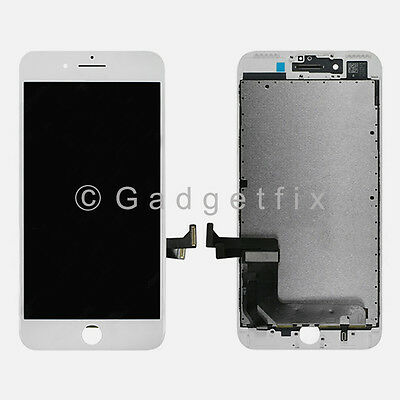 USA White LCD Screen Touch Screen Digitizer Replacement Parts For iPhone 7 Plus