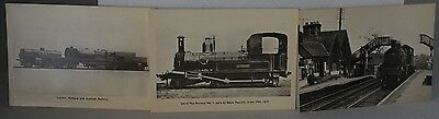 Northwestern Museum of Science & Industry, Manchester, Postcards 3 Locomotives
