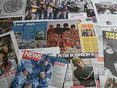 Stone Roses - Magazine Cuttings Collection (Ref T8)