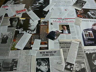 The Fall - Magazine Cuttings Collection (Ref Sc1)