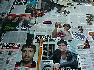 The Cribs - Magazine Cuttings Collection (Ref S3B)