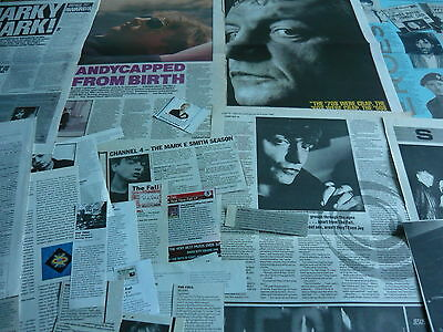 The Fall - Magazine Cuttings Collection (Ref S4)