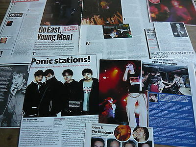 The Bluetones - Magazine Cuttings Collection (Ref Zf)