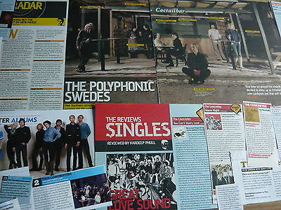 The Concretes - Magazine Cuttings Collection (Ref T4)
