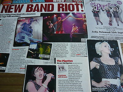 The Pipettes - Magazine Cuttings Collection (Ref Z5)