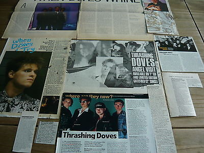 Thrashing Doves - Magazine Cuttings Collection (Ref S1)