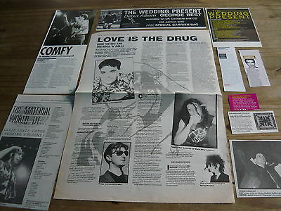 The Wedding Present - Magazine Cuttings Collection (Ref Sc)