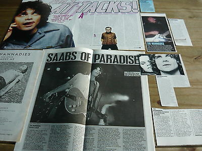 The Wannadies - Magazine Cuttings Collection (Ref Sc)