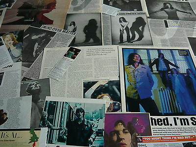 The Verve - Magazine Cuttings Collection (Ref R8)