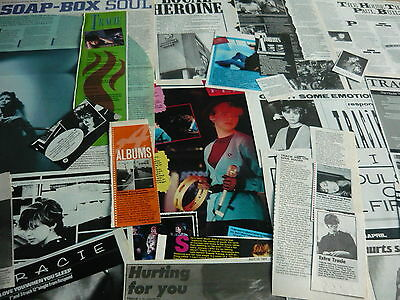 Tracie Young - Magazine Cuttings Collection (Ref 2)