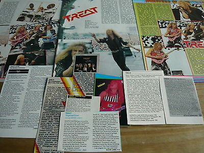 Treat - Magazine Cuttings Collection (Ref T20)