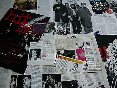 Wreckless Eric - Magazine Cuttings Collection (Ref Xd)