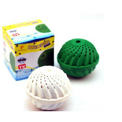 Eco-Friendly Anion Decontamination Magic Laundry Washing Ball Cloth Cleaning 1X