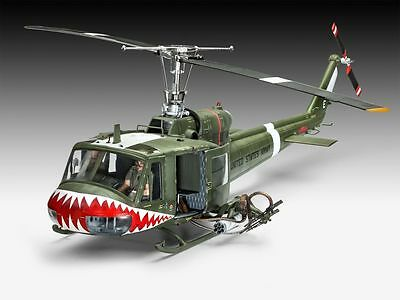 Revell 04905 Bell UH-1 Huey