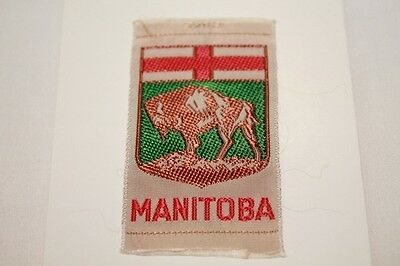 Canadian Manitoba Scout Patch