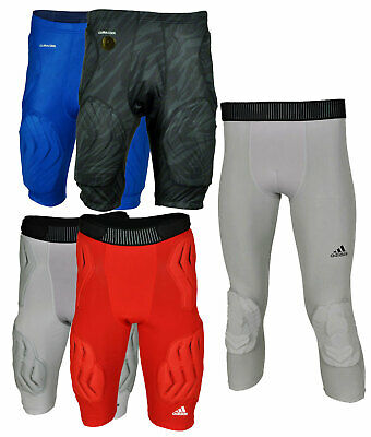 Adidas Techfit Padded Basketball Shorts Torwarthose gepolstert S M L XL 2XL 3XL
