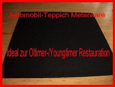 12,50 €/m² Voiture Tapis f. Restauration VW POLO 1/2/3 I/II/III/GTI