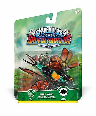 Skylanders Superchargers * Buzz Wing * New