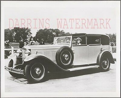 Vintage Car Photo 1934 Minerva Automobile 706396