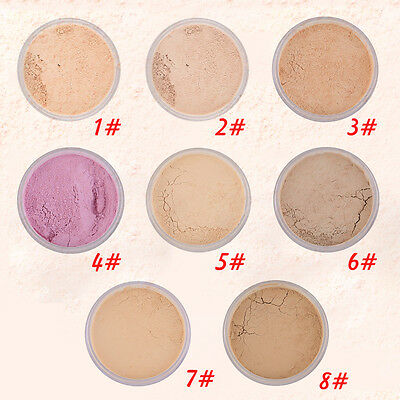 New Makeup Loose Face Powder Setting Mineral Perfecting Finishing Foundation XP