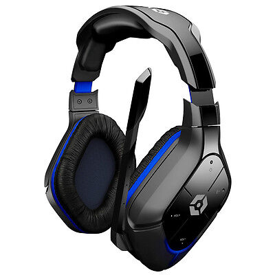 Gioteck HC-4 Wired Stereo Headset for PS4, PC, Xbox and Smartphones New Uk