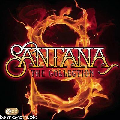 SANTANA ( NEW SEALED 2 x CD SET ) THE COLLECTION / GREATEST HITS / VERY BEST OF