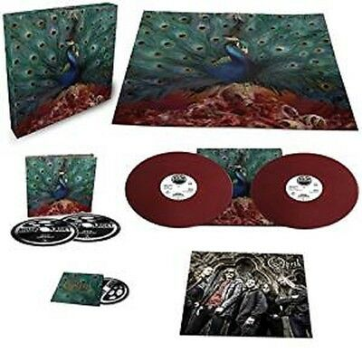 Sorceress (Box 2cd+DVD+2lp) [Vinile] Opeth  - SIGILLATO