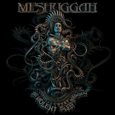 The Violent Sleep of Reason (2lp Black) [Vinile] Meshuggah …